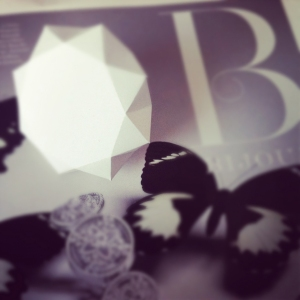 DIY diamant papier