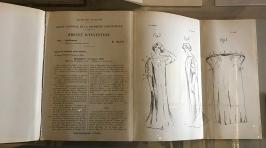 brevet robe delphos