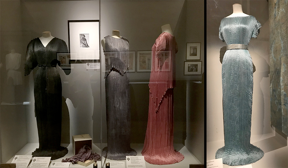 robe delphos fortuny