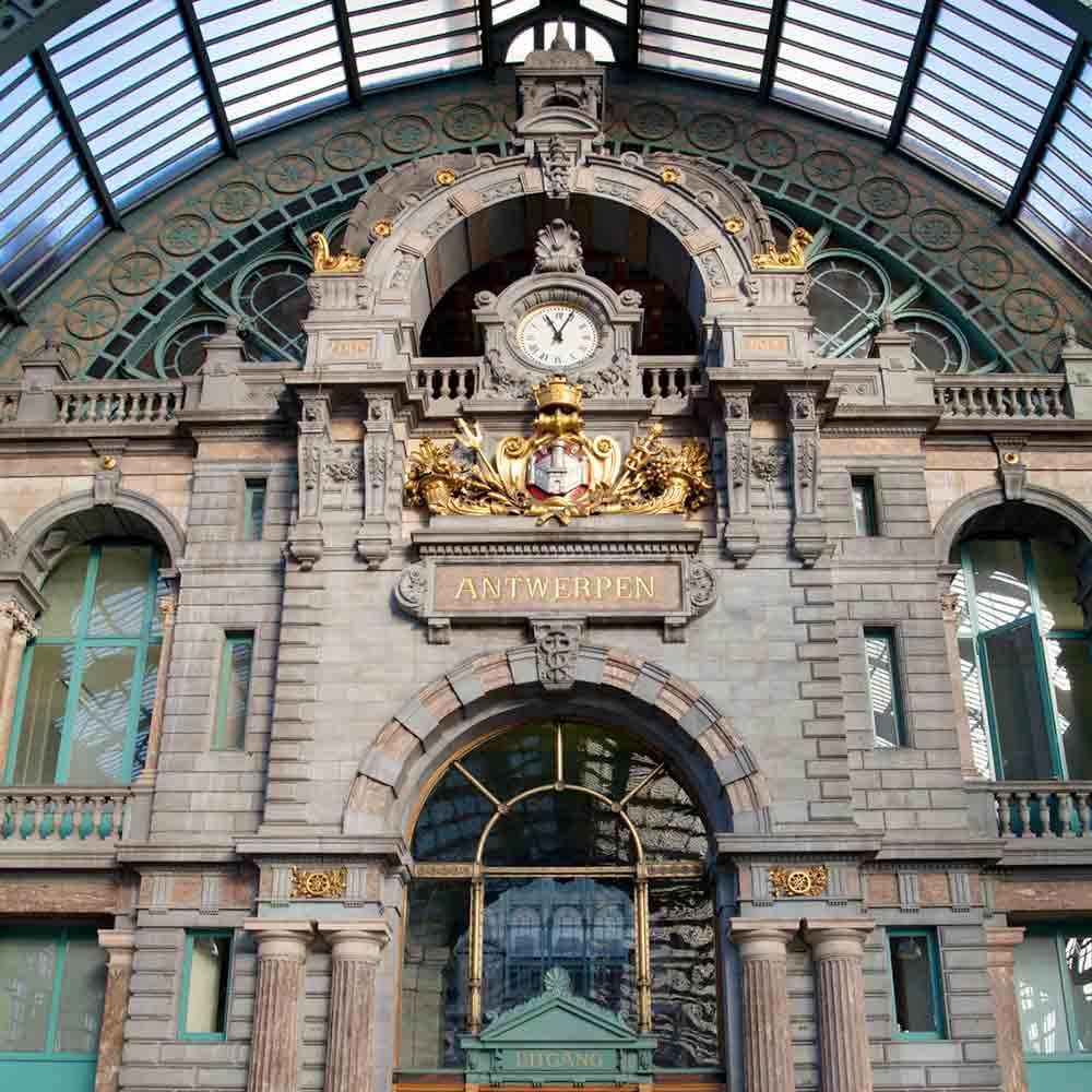 city guide anvers la gare