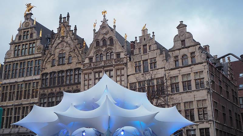grote markt / city guide anvers kraft&carat