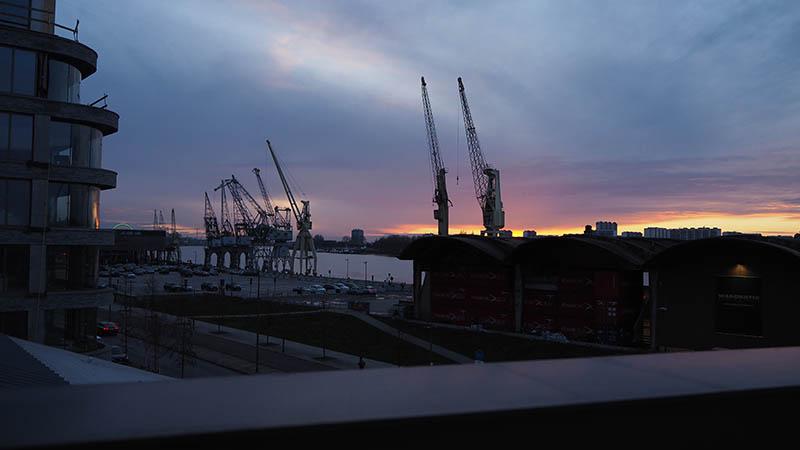 port / city guide anvers kraft&carat