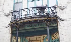 art nouveau zurenborg / city guide anvers kraft&carat