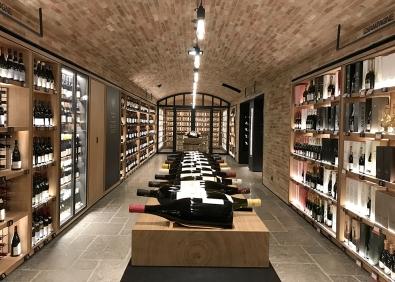 bonne adresse, la grande épicerie passy cave vins