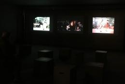 projection d'extraits de comédies musicales