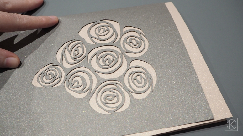 DIY/printable bouquet valentine card by kraftandcarat