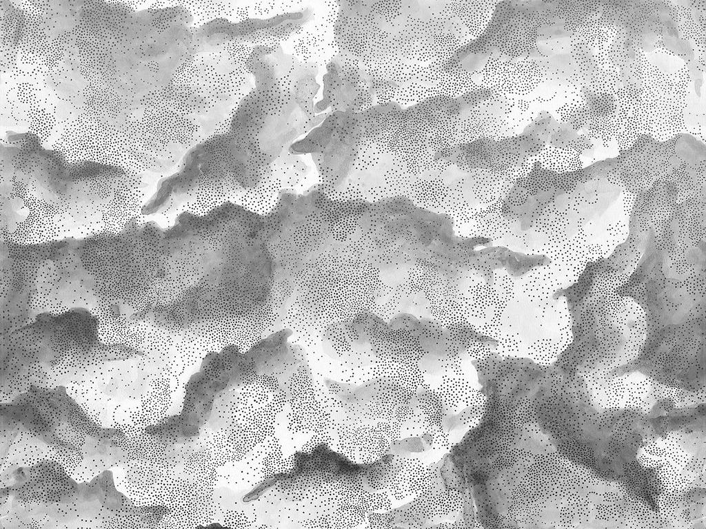 papierpeint-nuage-nb-variations
