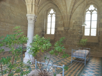 Insomnies, abbaye de maubuisson, stéphane thidet